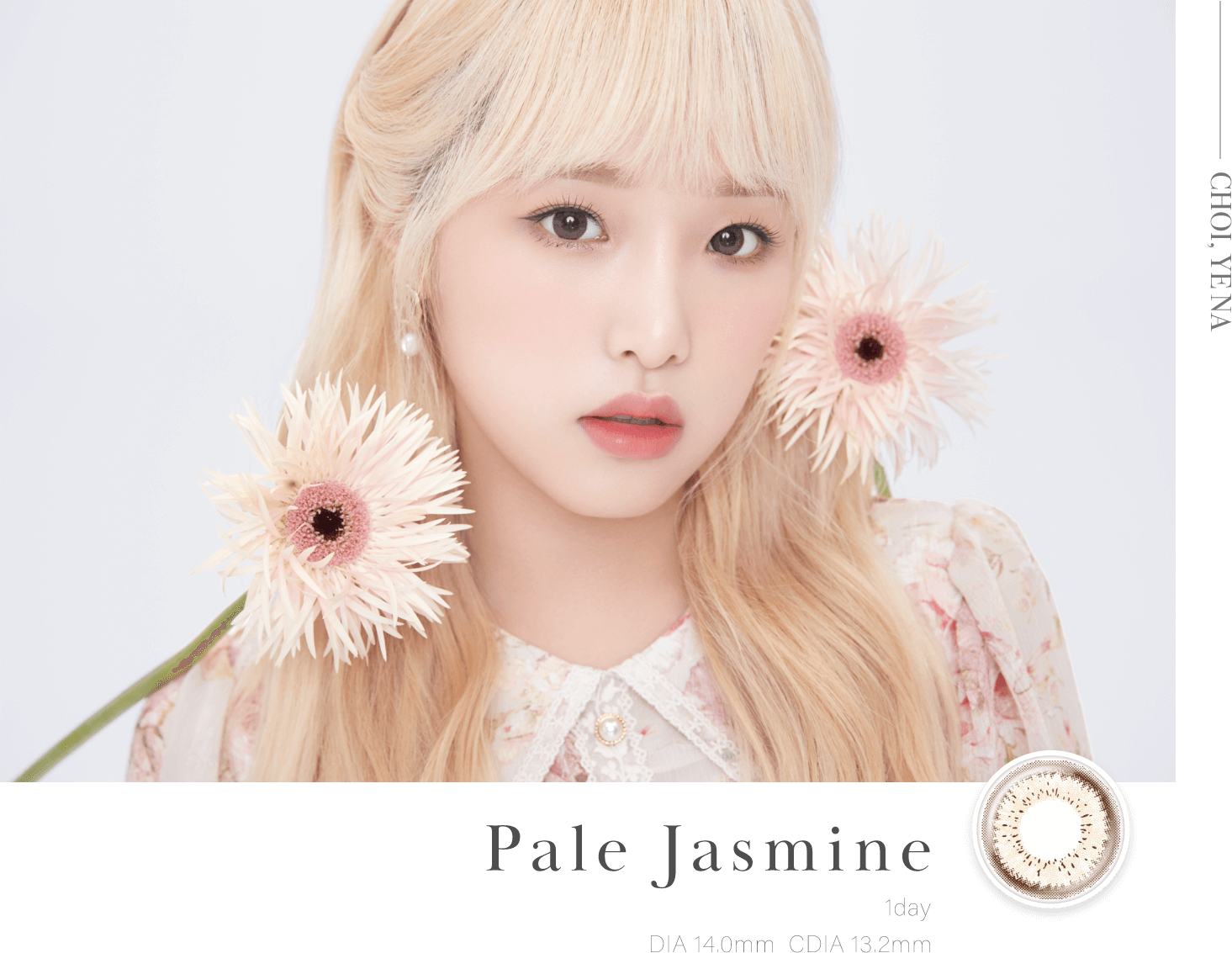 Pale Jasmine