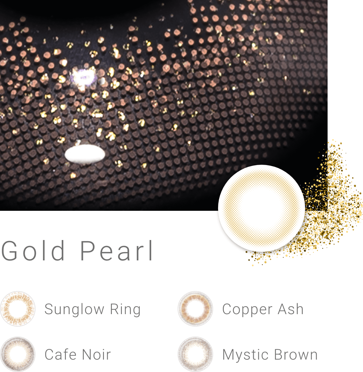 Gold Pearl