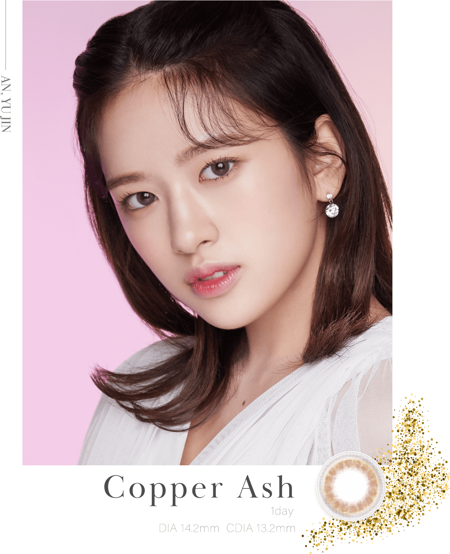 Copper Ash
