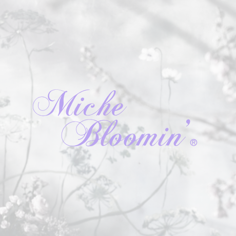 Miche Bloomin'公式SNSアンバサダーが決定しました!!